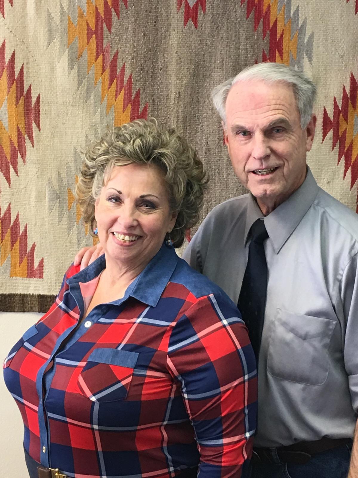 Teresa Platt, 44-year tax professional and David Platt, 54-year tax professional and 42-year franchisee.